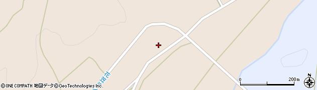 山形県尾花沢市牛房野1175周辺の地図