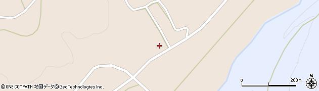 山形県尾花沢市牛房野1103周辺の地図