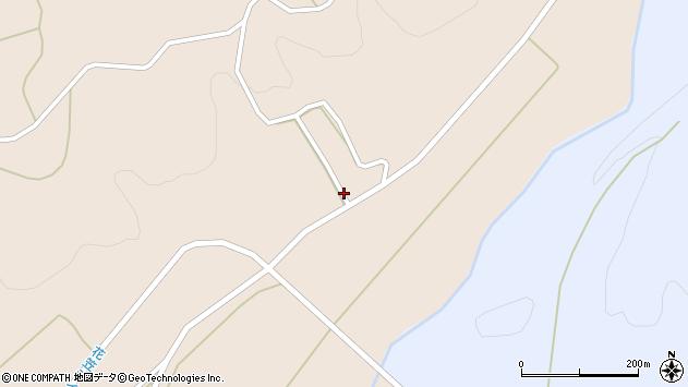 山形県尾花沢市牛房野1101周辺の地図