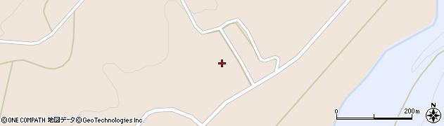 山形県尾花沢市牛房野1115周辺の地図