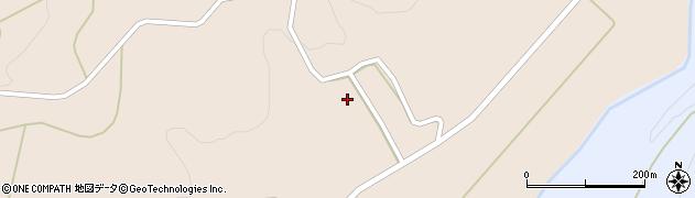 山形県尾花沢市牛房野1109周辺の地図