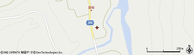 山形県東田川郡庄内町立谷沢玉川16周辺の地図