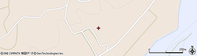 山形県尾花沢市牛房野1072周辺の地図
