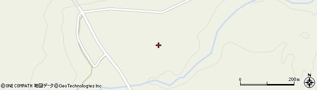 山形県最上郡大蔵村南山1793周辺の地図