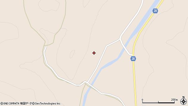 山形県尾花沢市富山7周辺の地図