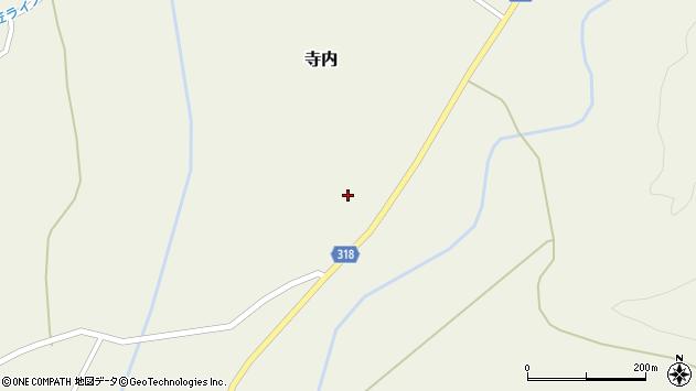 山形県尾花沢市寺内959周辺の地図