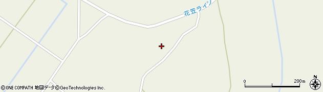 山形県尾花沢市寺内2497周辺の地図
