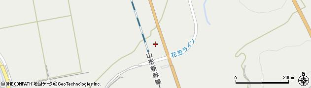 山形県尾花沢市芦沢779周辺の地図