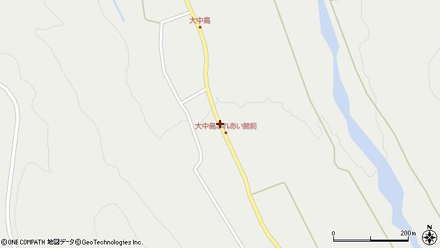 山形県東田川郡庄内町立谷沢大谷1周辺の地図
