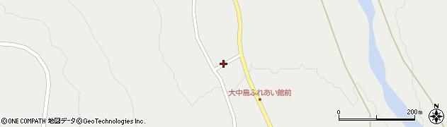 山形県東田川郡庄内町立谷沢大谷17周辺の地図