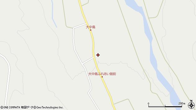 山形県東田川郡庄内町立谷沢大谷12周辺の地図