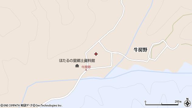 山形県尾花沢市牛房野564周辺の地図