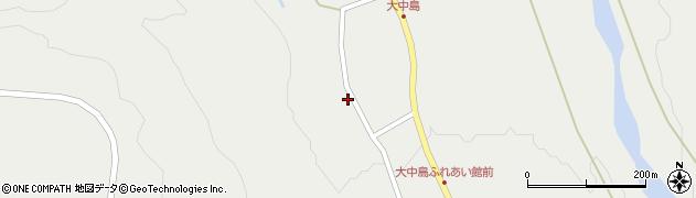 山形県東田川郡庄内町立谷沢村西周辺の地図