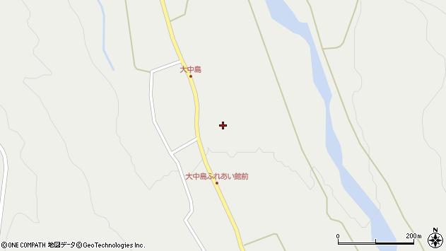 山形県東田川郡庄内町立谷沢大谷11周辺の地図