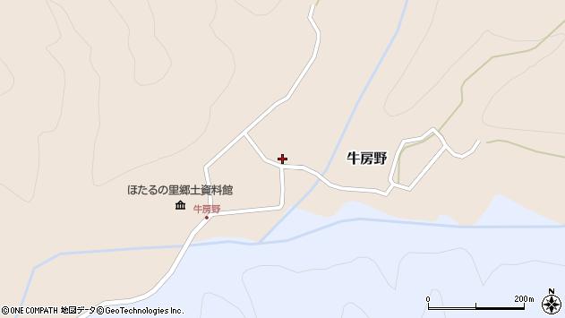 山形県尾花沢市牛房野549周辺の地図