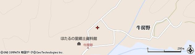 山形県尾花沢市牛房野563周辺の地図