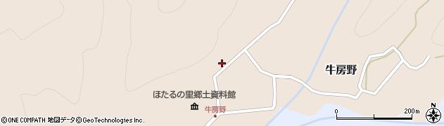 山形県尾花沢市牛房野560周辺の地図