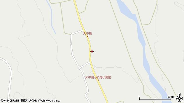 山形県東田川郡庄内町立谷沢大谷35周辺の地図