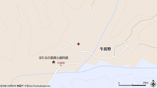 山形県尾花沢市牛房野531周辺の地図