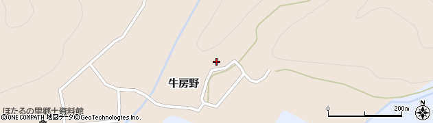 山形県尾花沢市牛房野279周辺の地図