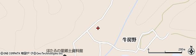 山形県尾花沢市牛房野533周辺の地図