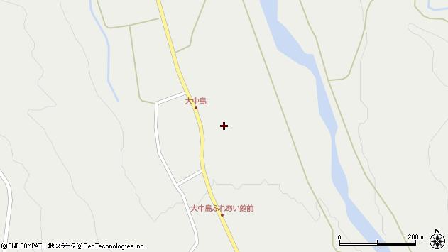 山形県東田川郡庄内町立谷沢大谷41周辺の地図