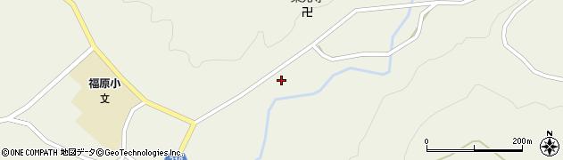 山形県尾花沢市寺内705周辺の地図