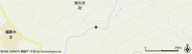 山形県尾花沢市寺内605周辺の地図