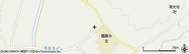 山形県尾花沢市寺内1187周辺の地図
