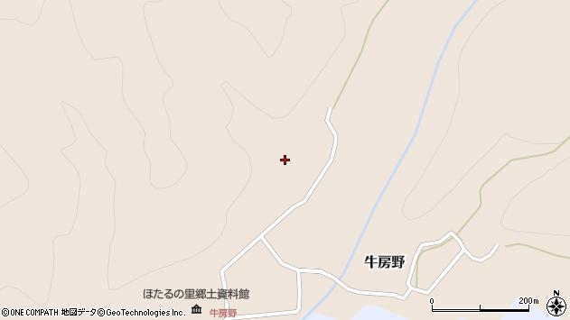 山形県尾花沢市牛房野513周辺の地図