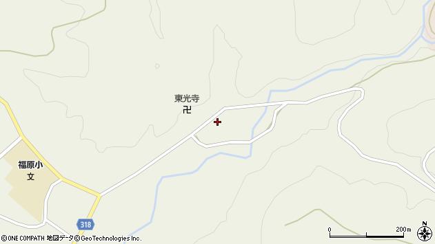 山形県尾花沢市寺内670周辺の地図