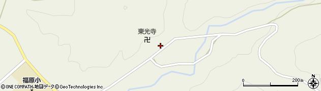 山形県尾花沢市寺内666周辺の地図