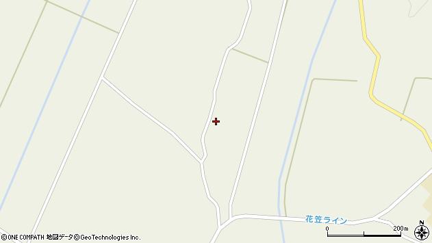 山形県尾花沢市寺内2580周辺の地図