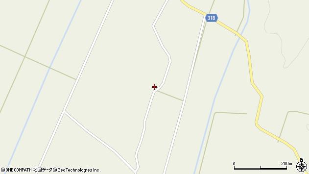 山形県尾花沢市寺内2488周辺の地図