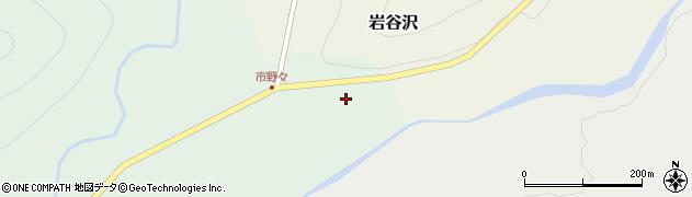 山形県尾花沢市市野々144周辺の地図