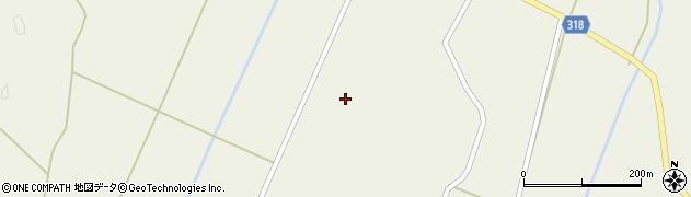 山形県尾花沢市寺内2568周辺の地図
