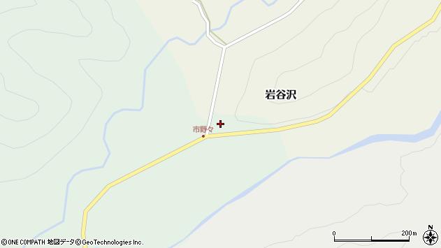 山形県尾花沢市市野々151周辺の地図