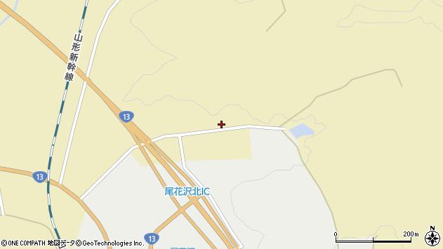 山形県尾花沢市名木沢1224周辺の地図