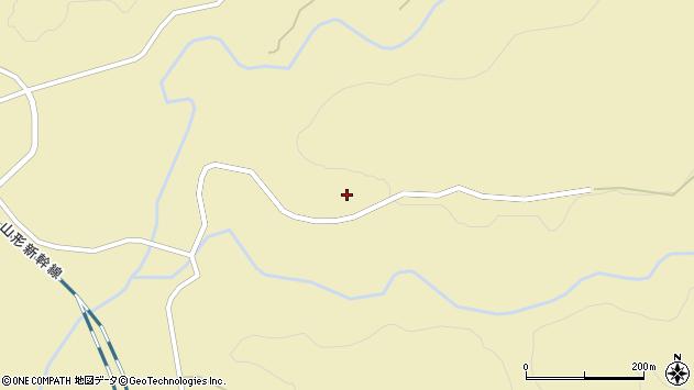 山形県尾花沢市名木沢1878周辺の地図