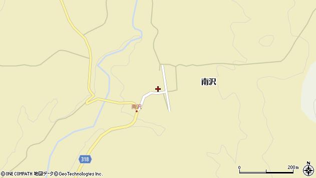 山形県尾花沢市南沢95周辺の地図