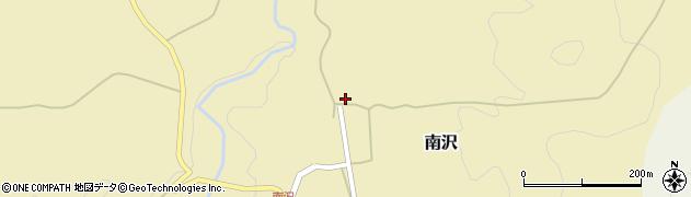 山形県尾花沢市南沢59周辺の地図