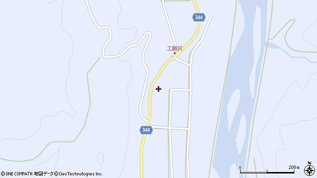 山形県東田川郡庄内町科沢真木坂47周辺の地図