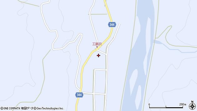 山形県東田川郡庄内町科沢真木坂周辺の地図