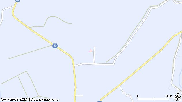 山形県最上郡大蔵村赤松1924周辺の地図