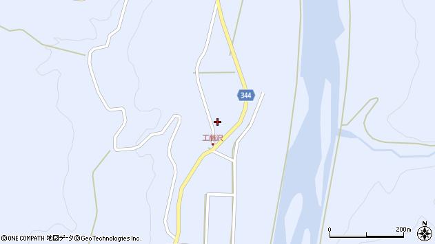 山形県東田川郡庄内町科沢村下13周辺の地図