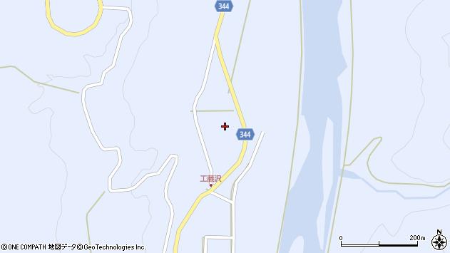 山形県東田川郡庄内町科沢村下71周辺の地図