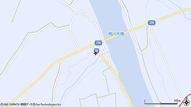 山形県最上郡大蔵村赤松905周辺の地図