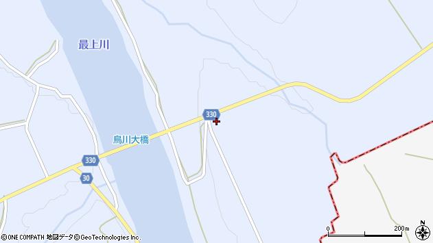 山形県最上郡大蔵村赤松2521周辺の地図