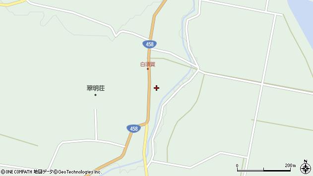 山形県最上郡大蔵村清水1504周辺の地図