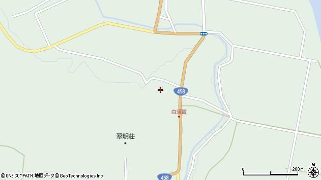 山形県最上郡大蔵村清水1479周辺の地図